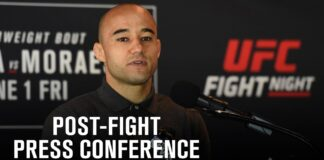 UFC Fight Island 5 post-fight press conference