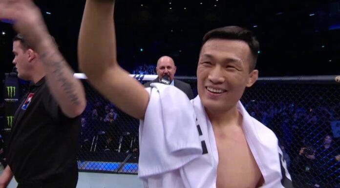 Korean Zombie UFC