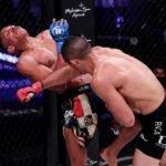 Aaron Pico knocks out John De Jesus, Bellator 252