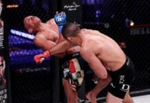 Aaron Pico knocks out John De Jesus, Bellator 252