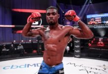 Jaleel Willis Bellator 253