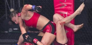 Kayla Harrison vs. Courtney King Invicta FC 43