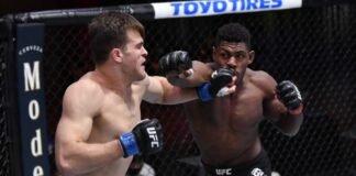 UFC 255 Joaquin Buckley