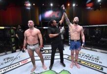 UFC 255 Shogun Rua Paul Craig