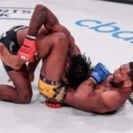 Darrion Caldwell and AJ McKee, Bellator 253