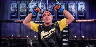 Emmanuel Sanchez Bellator MMA