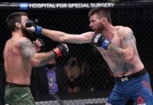 UFC 255 Tim Means