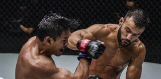 Antonio Caruso and Eduard Folayang, ONE Championship: Inside the Matrix