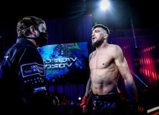 Yaroslav Amosov, Bellator MMA