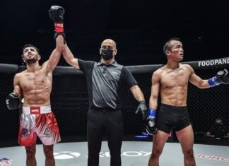 Aslanbek Zikreev VS Wang Junguang, ONE Championship: Inside the Matrix IV