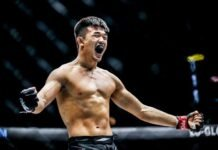 Christian Lee ONE Championship