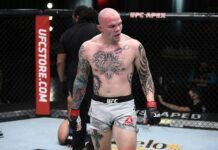 Anthony Smith, UFC Vegas 15