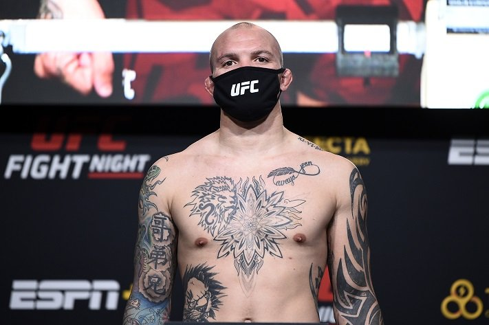 Anthony Smith Ufc
