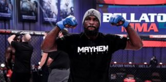 Corey Anderson Bellator MMA