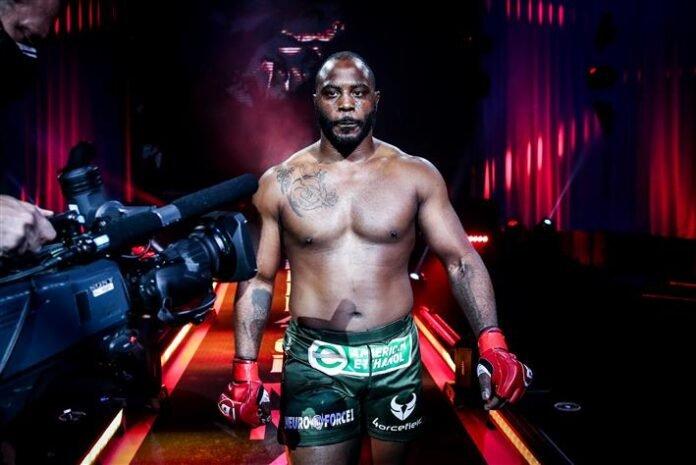 Tyrell Fortune Bellator MMA