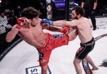 Lucas Brennan Bellator MMA