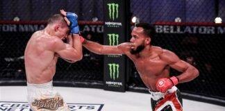 Jornel Lugo Bellator MMA