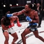 Benson Henderson and Jason Jackson, Bellator 253