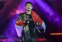 Christian Lee, ONE Championship: Inside the Matrix