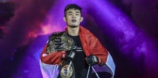 Christian Lee, ONE Championship: Inside the Matrix