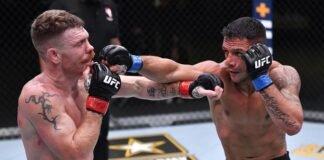 Paul Felder and Rafael dos Anjos, UFC Vegas 14