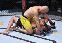 Glover Teixeira and Thiago Santos, UFC Vegas 13
