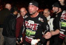 UFC legend Mark Coleman