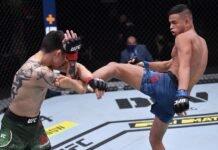 Brandon moreno and Brandon Royval UFC 255
