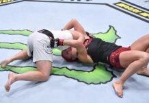 Kanako Murata and Randa Markos, UFC Vegas 14