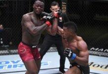 OSP and Alonzo Menifield, UFC