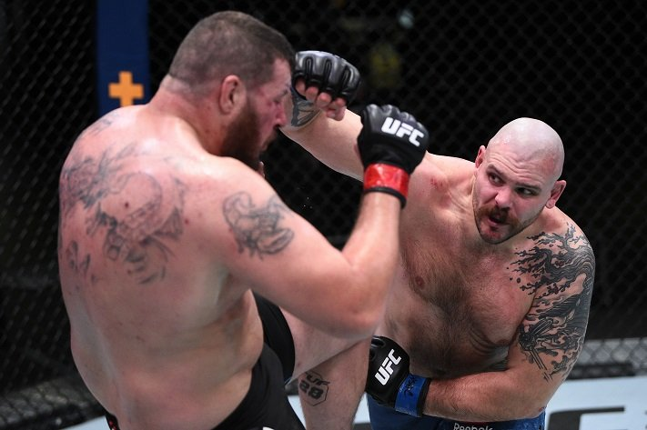UFC Vegas 15 Results: Parker Porter Defeats Josh Parisian in Exhausting  Affair