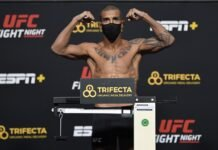 Raoni Barcelos, UFC Vegas 13
