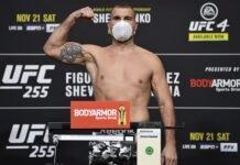 Shogun Rua UFC 255 weigh-in