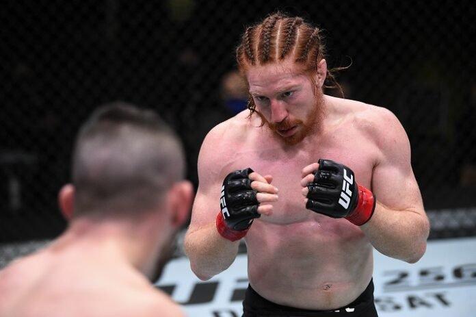 Spike Carlyle UFC Vegas 15