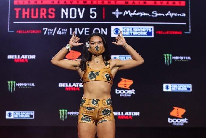 Sumiko Inaba, Bellator 251