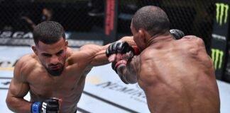 Khalid Taha and Raoni Barcelos, UFC Vegas 13