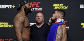 UFC Vegas 14 Roque Martinez Dontale Mayes
