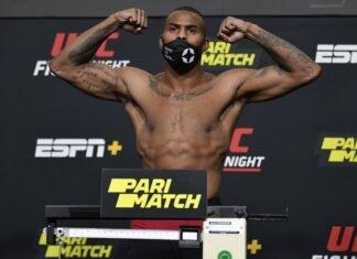 Khaos Williams UFC Vegas 14