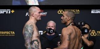Anthony Smith, Devin Clark, UFC Vegas 15
