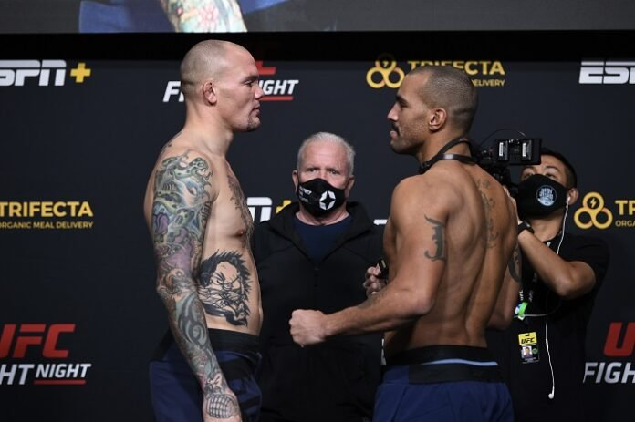 Anthony Smith, Devin Clark, UFC Vegas 15