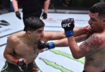 UFC Vegas 13 Gustavo Lopez Anthony Birchak