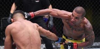 UFC Vegas 13 Raoni Barcelos Khalid Taha
