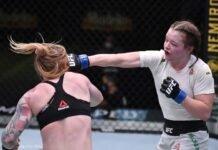 UFC Vegas 14 Cory McKenna Kay Hansen