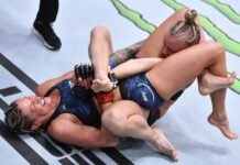 UFC Vegas 14 Ashley Yoder Miranda Granger