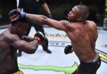 UFC Vegas 14 Abdul Razak Alhassan Khaos Williams