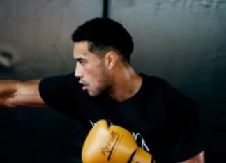Carlos Ulberg appears on Dana White's Contender Series this Wednesday, November 4