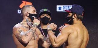 Austin Vanderford and Vinicius de Jesus, Bellator 251