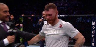 UFC Vegas 14 - Paul Felder