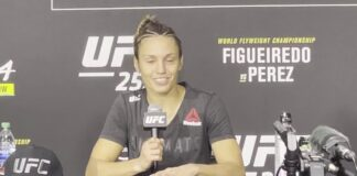 Antonina Shevchenko UFC 255