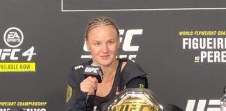 Valentina Shevchenko UFC 255